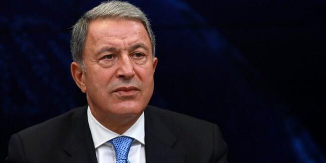 Bakan Akar'dan  Yunanistan açıklaması!
