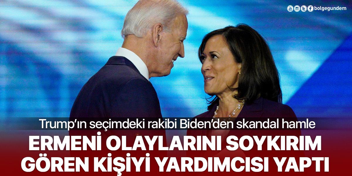 Joe Biden, başkan yardımcısını belirledi! Kamala Harris kimdir?