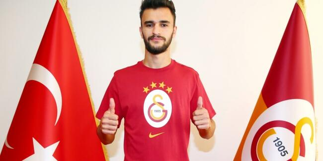Galatasaray Abdussamed Karnuçu'nun sözleşmesini 3 yıl uzattı!