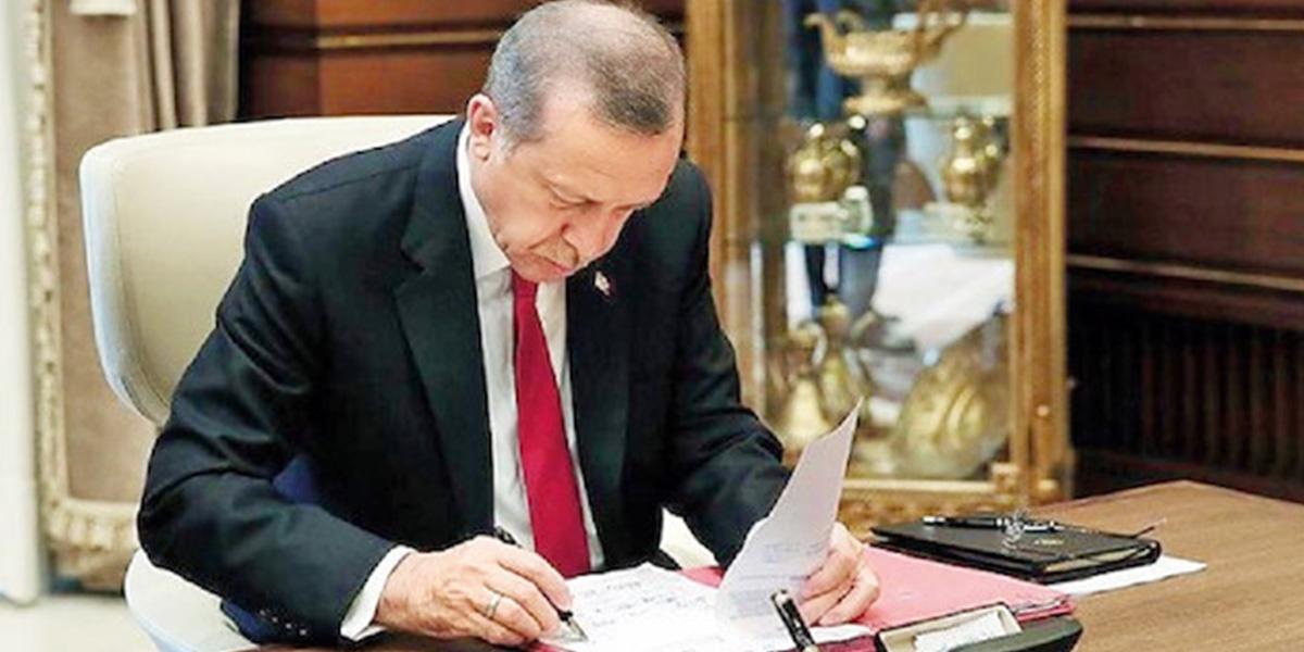 Cumhurbaşkanı Erdoğan, 16 üniversiteye rektör ataması yaptı