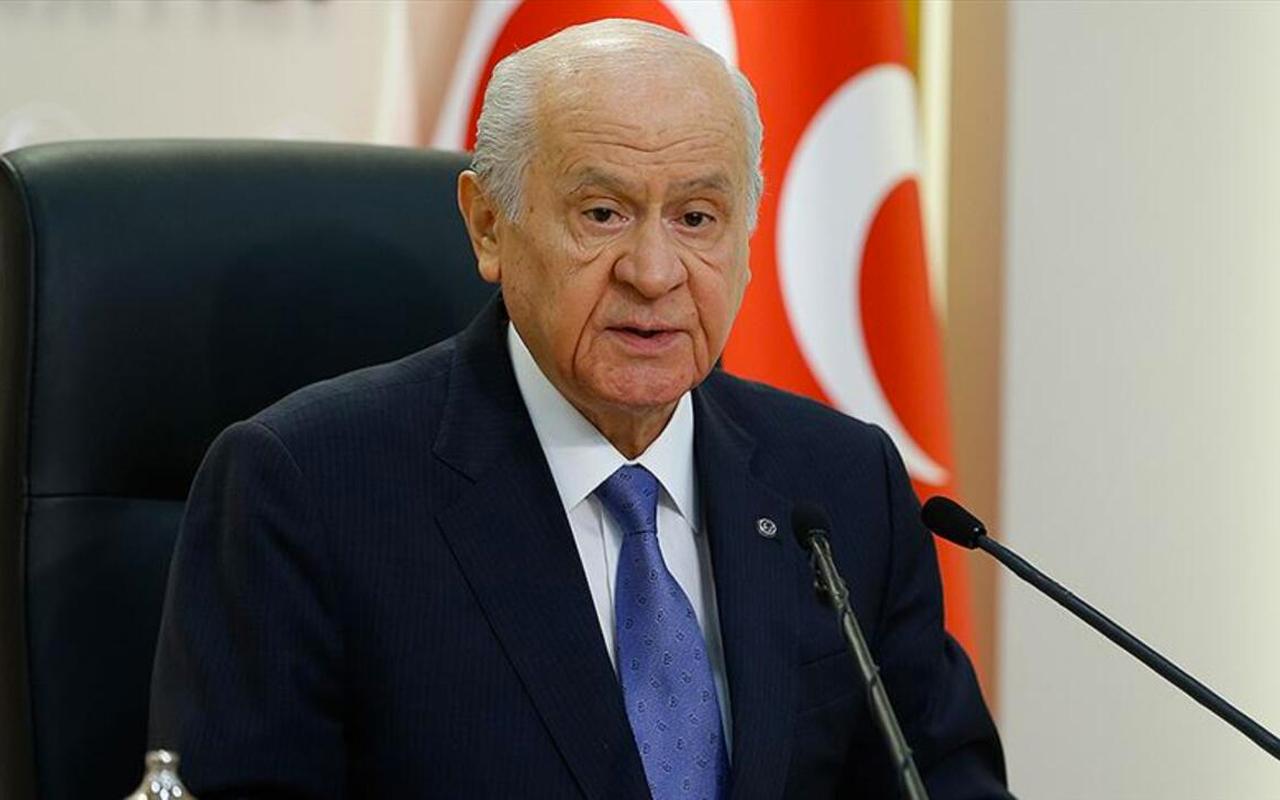Son dakika haberi: MHP Genel Başkanı Devlet Bahçeli'den erken seçim açıklaması!