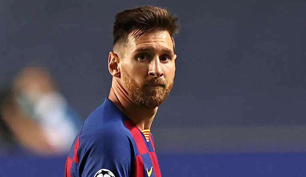 Messi, ayrılık sinyallerini verdi!