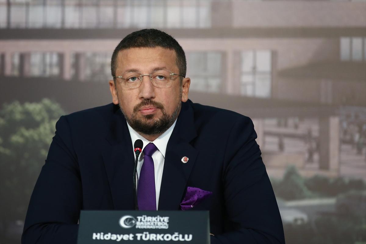 """Hidayet Türkoğlu: """"Seyirci konusunu Ankara'da görüşeceğiz"""""""