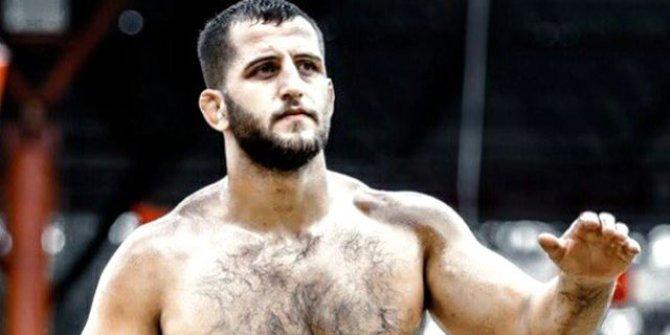 Başpehlivan Hakkı Aygün'ün katil zanlısı tutuklandı