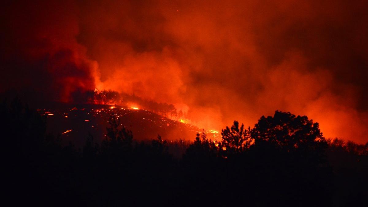 Amasya'da aynı yerde iki gün arayla yangın