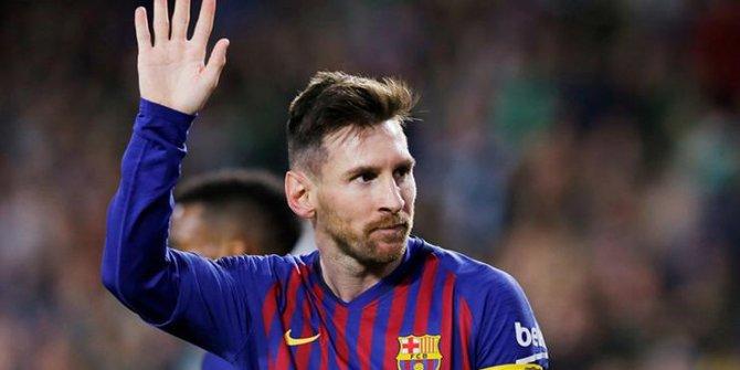Lionel Messi, bugün tesislere en erken gelen futbolcu oldu