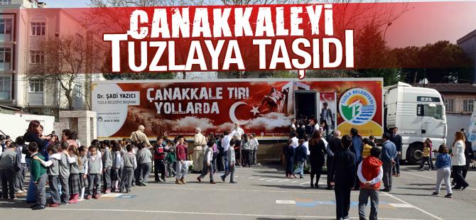 Tuzla'ya Mobil Çanakkale