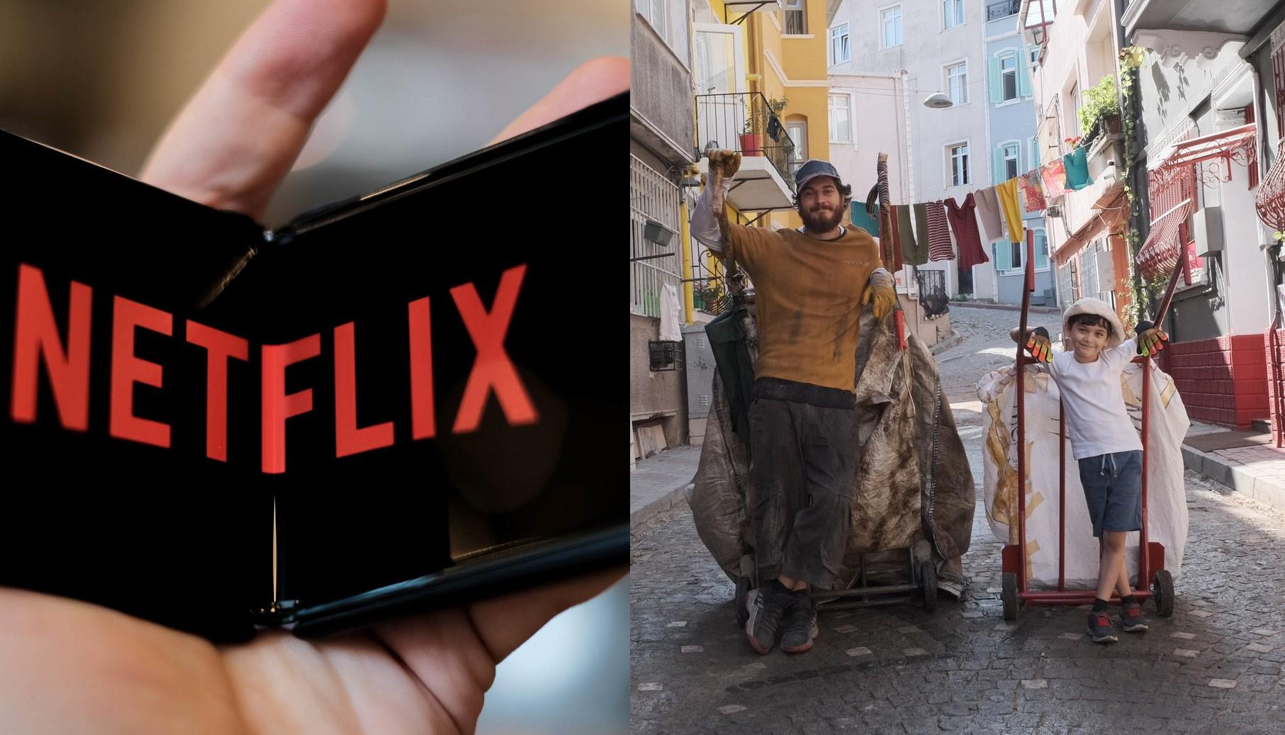 """Çağatay Ulusoy  """"Mücadele Çıkmazı"""" filmiyle yeniden Netflix'te !"""