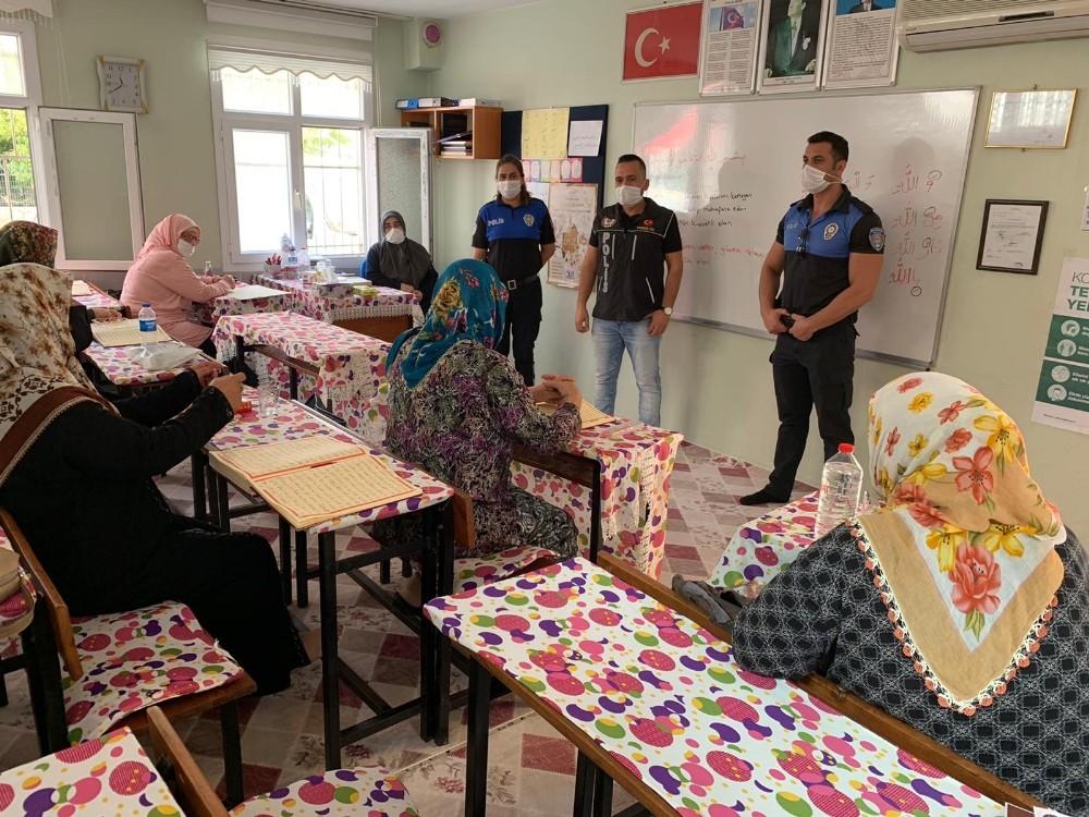 "Adana'dan yeni proje  ""En iyi narkotik polisi: anne"""