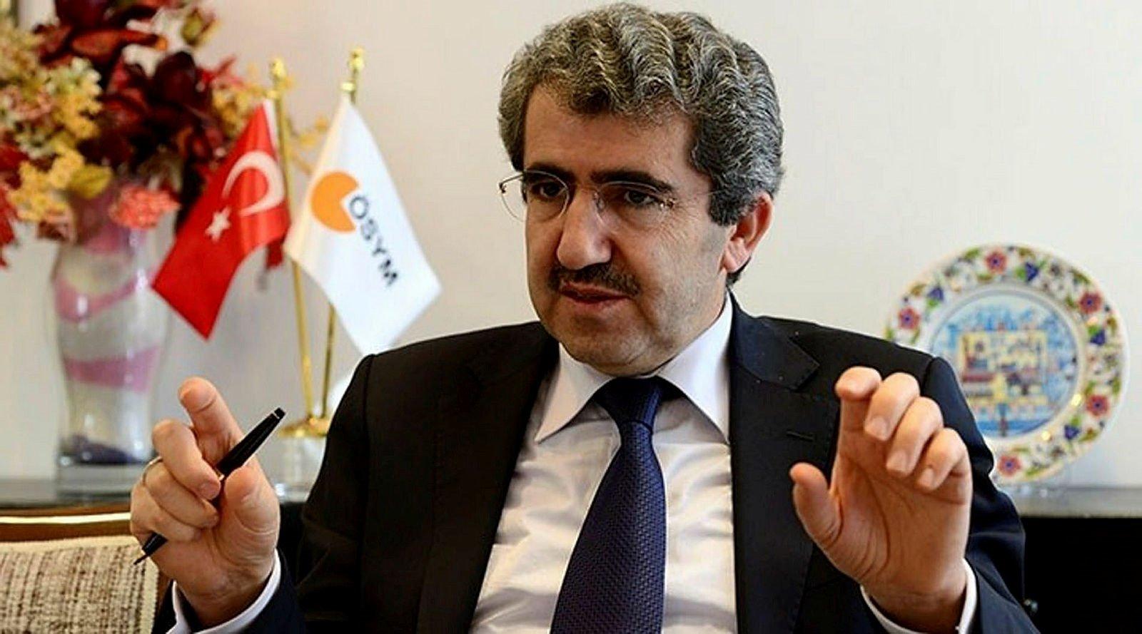 FETÖ sanığı eski ÖSYM Başkan Yardımcısı Ömer Pekşen'e hapis cezası