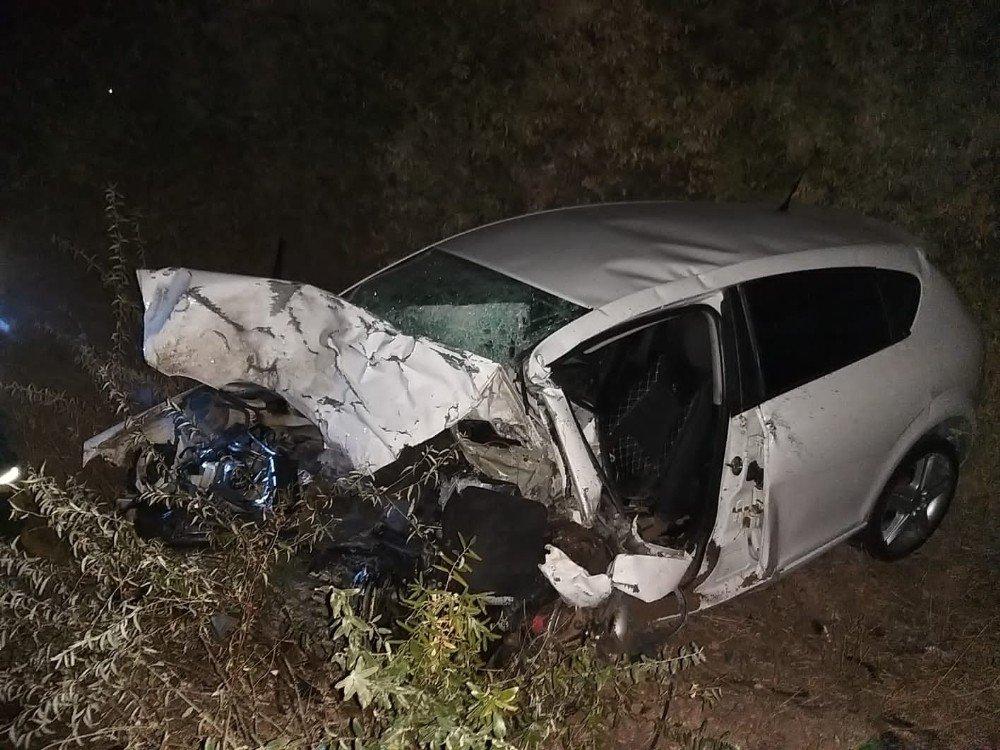 Nevşehir'de ambulansı sollamak facia getirdi: 4 ölü, 3 yaralı