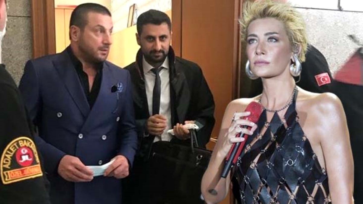Sıla'nın Davut Güloğlu'na açtığı davada karar çıktı!