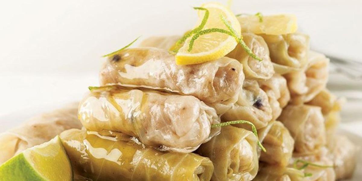 Masterchef Zeytinyağlı lahana sarması nasıl yapılır? | Zeytinyağlı lahana sarması tarifi | Malzemeleri nelerdir?
