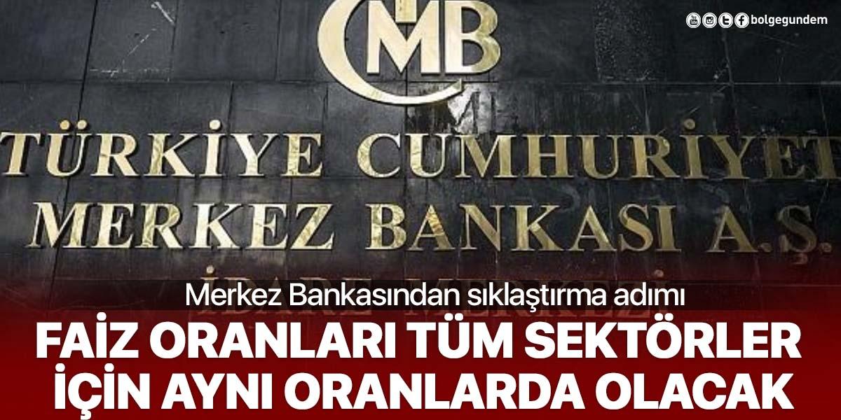 Merkez Bankasından flaş karar: Zorunlu karşılık düzenlemesinde değişiklik