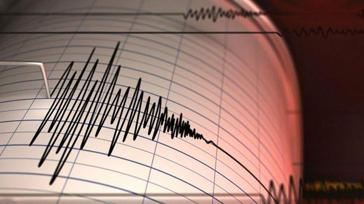 Deprem mi oldu? Son dakika deprem haberi  En son depremler