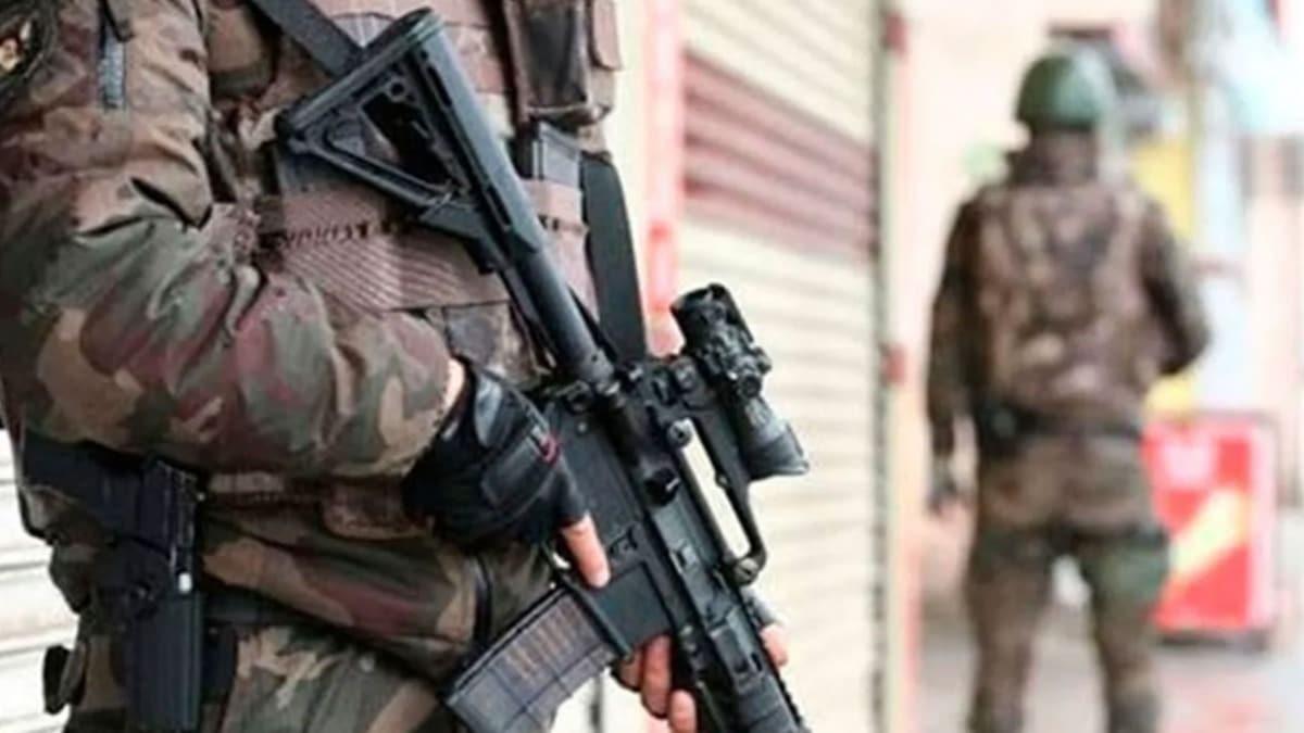 Diyarbakır merkezli 5 ilde terör operasyonu: 9 gözaltı