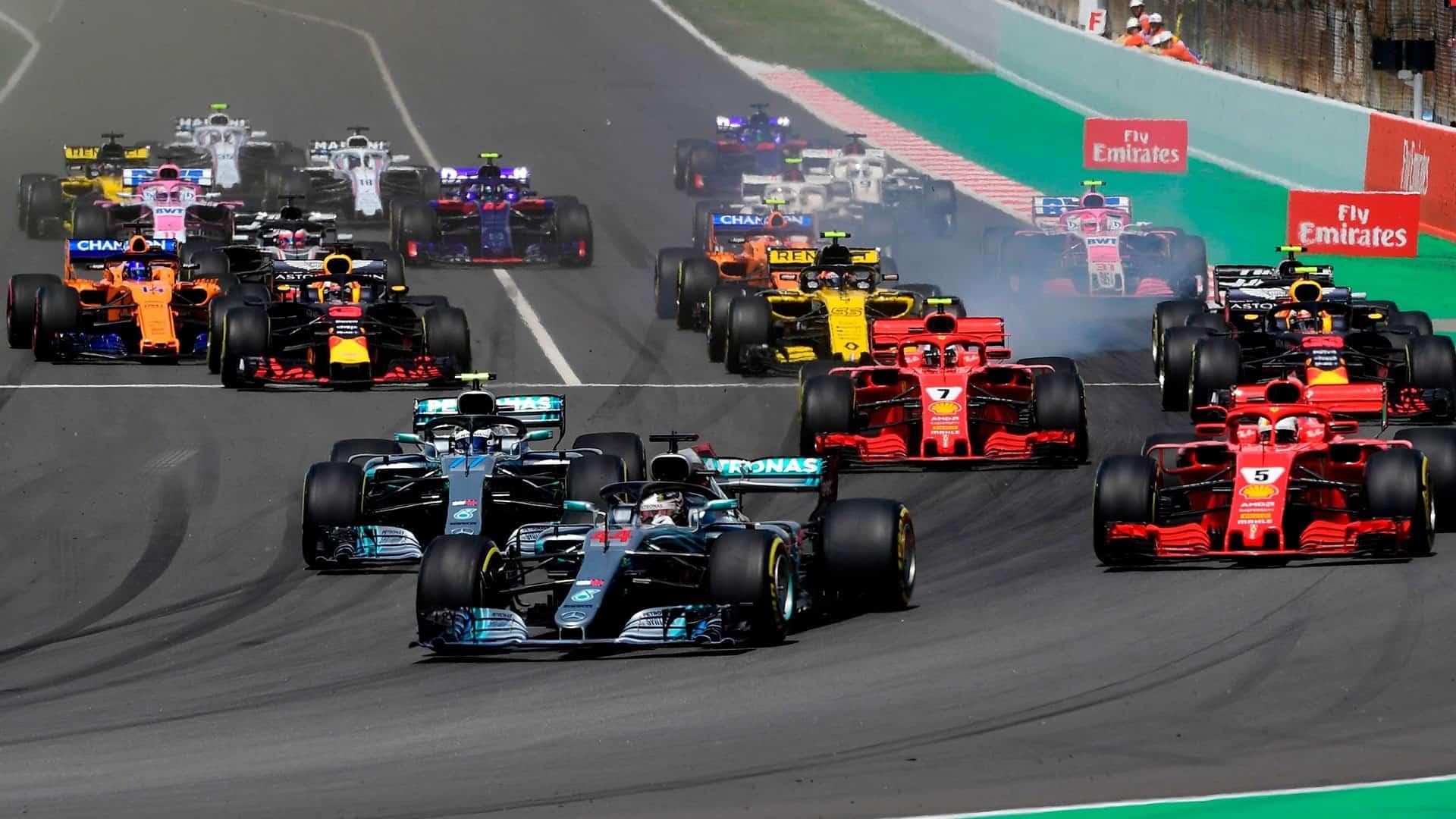 Formula 1 Bahreyn GP CANLI İZLE LİNKİ | S SPORT PLUS