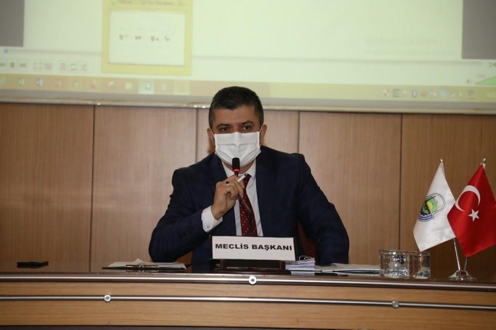 İnegöl Belediyesi'nin aralık ayı olağan meclis toplantısı gerçekleşti