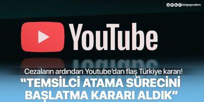 Cezaların ardından Youtube'dan flaş Türkiye kararı: Temsilcilik açılacak!