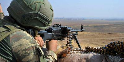 PKK'ya bir darbe daha: Barış Pınarı bölgesinde 5 PKK/YPG'li terörist etkisiz hale getirildi