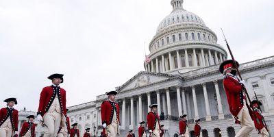 SON DAKİKA HABERİ: ABD Kongre binası güvenlik tehdidi sebebiyle kapatıldı