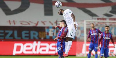 Trabzonspor - Konyaspor'u 3-1 mağlup etti