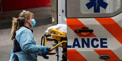 Ölümlerin önü alınamıyor! ABD'de koronavirüsten hayatını kaybedenlerin sayısı 415 bin 926'ya çıktı