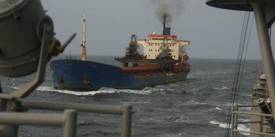 Beklenen haber geldi: Saldırıya uğrayan gemi Gabon'a demir attı!