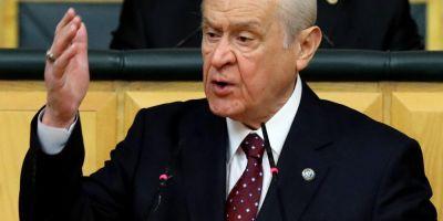 MHP lideri Bahçeli'den Boğaziçi'ndeki protestolara eleştiri: Protestolara destek vermek, teröre destek vermektir!