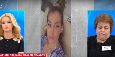 İranlı Marjan kayboldu! İranlı Marjan kimdir, kaç yaşında, bulundu mu?