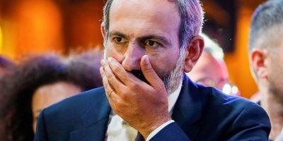 SON DAKİKA! Ermenistan ordusu Başbakan Paşinyan'ın istifasını istedi