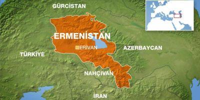 Ermenistan haritada nerede? Ermenistan'ın nüfusu kaç kişi? Ermenistan'da ne oluyor?