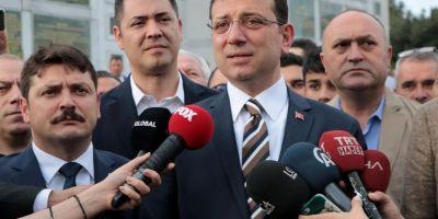 İBB Başkanı Ekrem İmamoğlu'na büyük şok: 6 aydan 2 yıla kadar hapsi isteniyor!