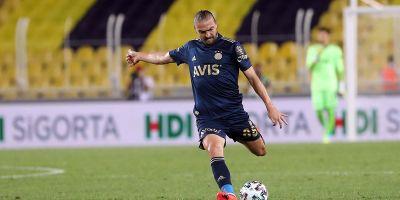Fenerbahçe'de flaş Caner Erkin kararı! Antrenmanlara alınmayacak