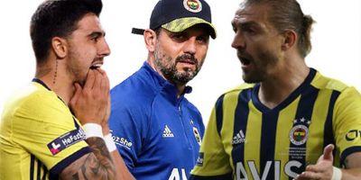 Fenerbahçe'de yaşananların perde arkası ortaya çıktı! Caner Erkin ve Ozan Tufan kararı...