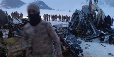 Bitlis'teki helikopter kazasında şehit olan askerlerin isimleri | Bitlis şehitleri isimleri, memleketleri