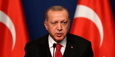 Erdoğan'dan Bitlis şehitleri için taziye mesajı!