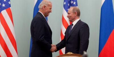Biden'den inanılmaz itham: Rus lider Putin katildir!