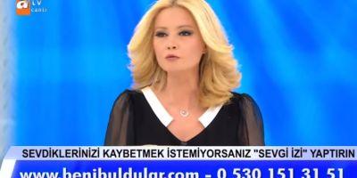 Müge Anlı canlı yayını bugün 23 Mart Salı full izle   ATV CANLI İZLE linki YOUTUBE