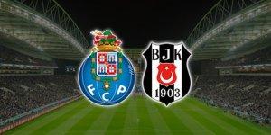 Porto Beşiktaş maçı kaç kaç canlı skor