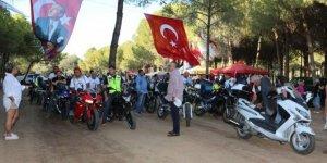 Motor tutkunları Didim'de toplandı