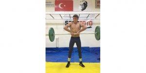 Demirel'in hedefi olimpiyat şampiyonluğu