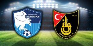 BB Erzurumspor İstanbulspor Maçı Canlı İzleme Linki