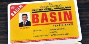 889 gazetecinin sarı basın kartı iptal edildi