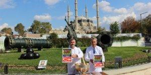 Ampute Milli Takımı'na bir destek de Edirne'den