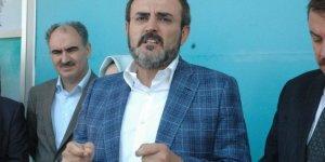 """Mahir Ünal: """"Türkiye düşmanlığının içeride sözcülüğünü yapanlar Cumhurbaşkanımıza laf söyleyemezler"""""""