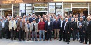 Karaman'da Polis Emeklileri Derneği'nin yeni hizmet binası açıldı