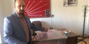 CHP merkez ilçe seçimleri yapıldı