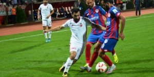 TFF 2. Lig: Kahramanmaraşspor: 2 - Silivrispor: 1