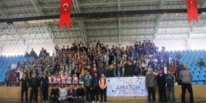 Erzincan'da Amatör Spor Haftası tamamlandı